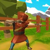 archer master 3d: castle defense game