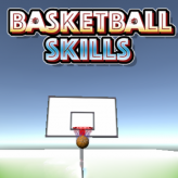basketball skills game