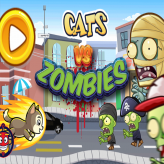cats vs zombies game