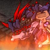 dino robot infinity game