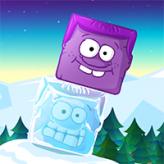 icy purple head game