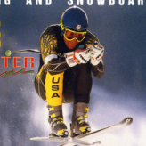 winter extreme skiing and snowboarding game