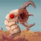 deep worm game