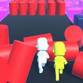 human runner 3d game