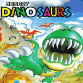hungry dinosaurs game