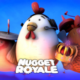 nugget royale io game