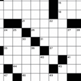 penny dell crosswords game
