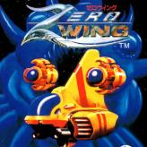zero wing arcade game