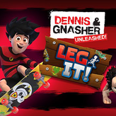 dennis & gnasher unleashed: leg it! game