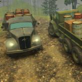 off-road rain: cargo simulator game