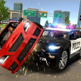 police chase simulator game
