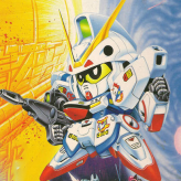 sd gundam gx game