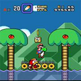 super mario world: the magical crystals game