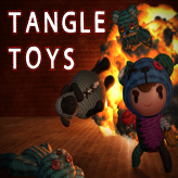tangle toys game