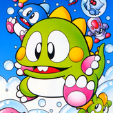 bubble bobble arcade game