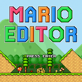 Mario Editor - Play Game Online