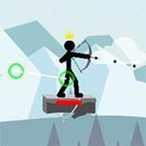 stickman archer: mr. bow game