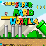 super mario wornilla game