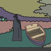 that blurry place: chapter 1 - the boat game