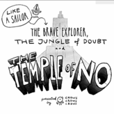 the temple of no game