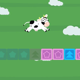 tricky cow game