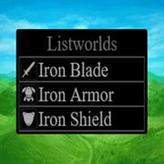 listworlds game