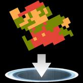 Mario Portal Gun Flash Game