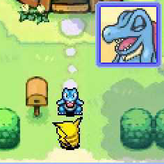 pokemon mystery dungeon: red rescue team game