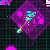 space wave game