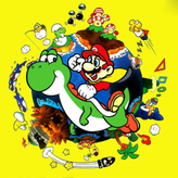 super mario world game