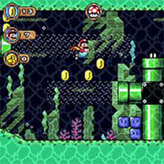 Super Mario World: The Crown's Tale