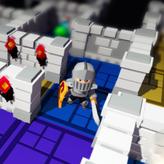 4-block dungeon game