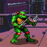 ninja turtles with rage game