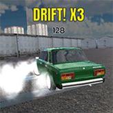 russian drift rider hd game