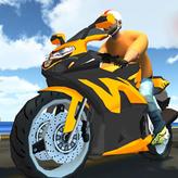 turbo moto racer game