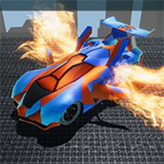 flying car stunt 3 game