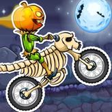 moto x3m spooky land game