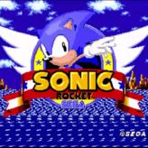 sonic rocket game