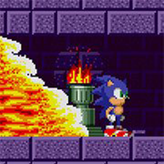 sonic: the lost land game