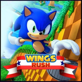 sonic wings rush game
