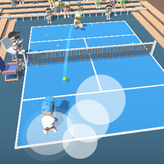 tennis champ! game