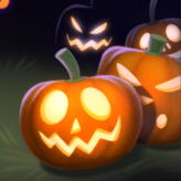mashing pumpkins game