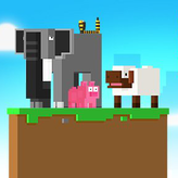 stacky zoo game