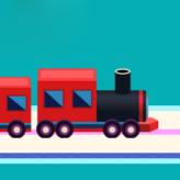 train snake! game