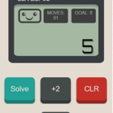 calculator: the game game