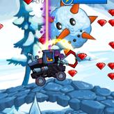 car eats car: winter adventure game