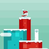 snowball christmas world game