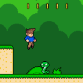 super steve world game