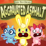 happy tree friends: aggravated asphalt game