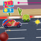 paper racers game